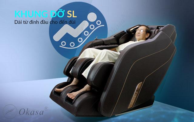 11 tác dụng tuyệt vời của ghế massage toàn thân