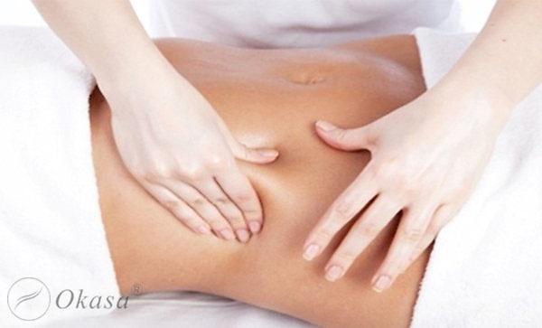5 cách giảm béo bụng nhờ massage
