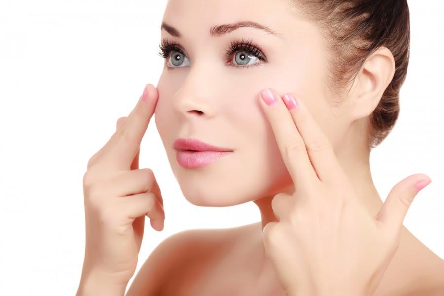 6 bước mát xa cho da mặt luôn căng mịn