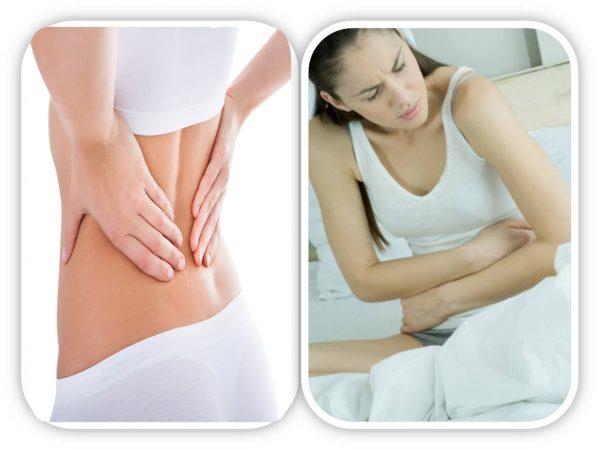 Đau bụng đau lưng nhưng không có kinh là dấu hiệu của bệnh gì và khắc phục