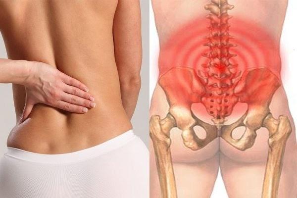 Cách chữa đau cột sống lưng dưới tại nhà với ghế massage