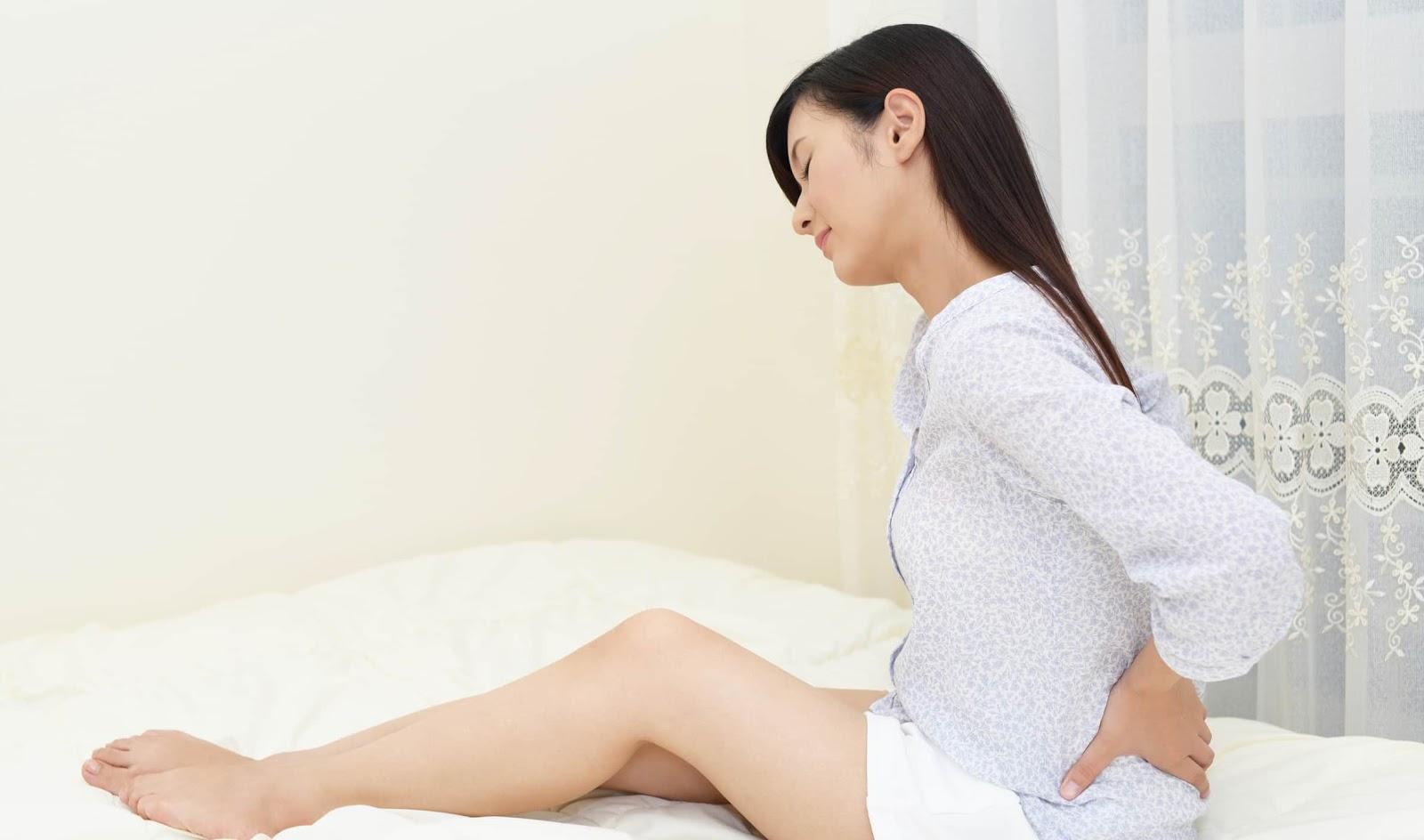 Ghế massage bảo vật chữa trị đau lưng sau sinh cho phụ nữ