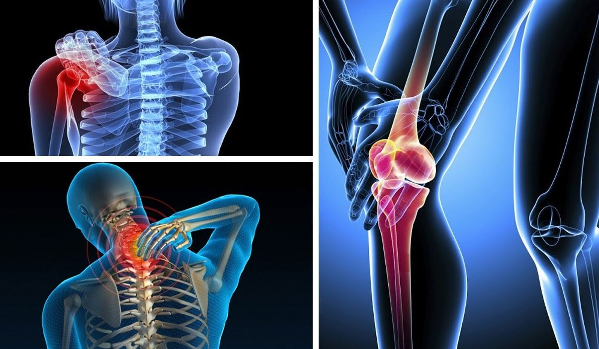 Người cao tuổi và bệnh đau nhức xương khớp