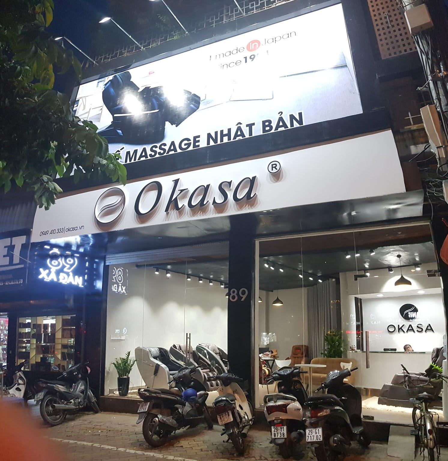 Bán ghế massage chính hãng cao cấp chất lượng ở Hà Nội, bảo hành dài hạn, bảo trì vô thời hạn