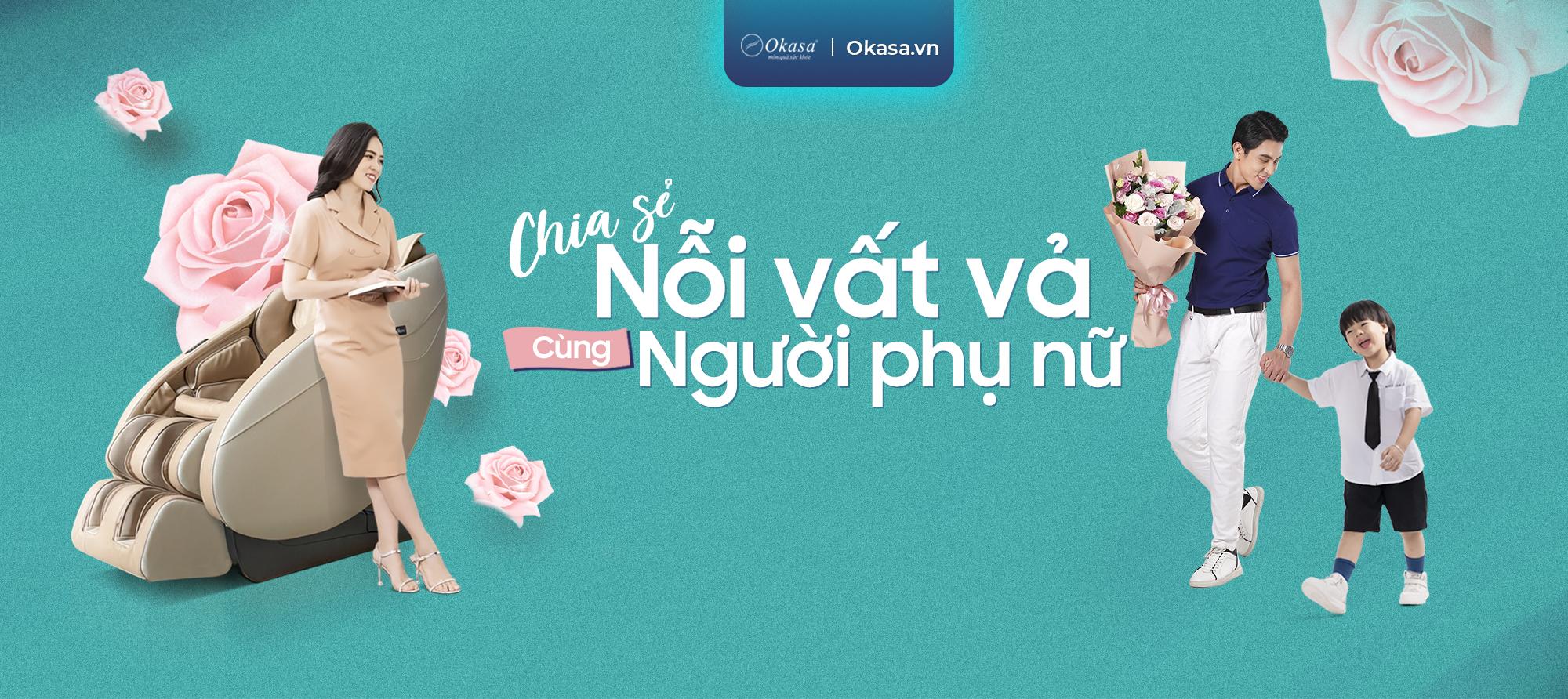 Ưu đãi chào mừng ngày phụ nữ Việt Nam 20-10
