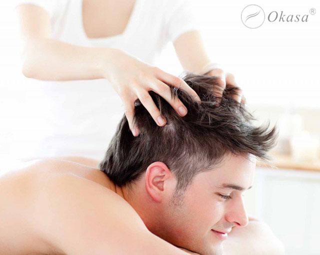 Cách massage - bấm huyệt giúp giảm căng thẳng