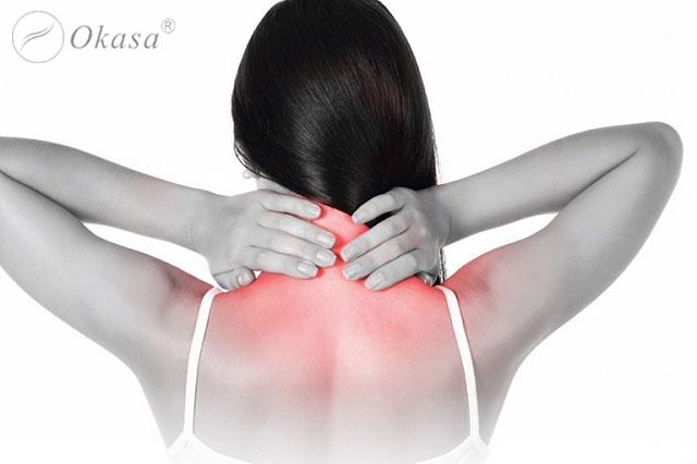 Cách massage bấm huyệt trị đau mỏi vai gáy