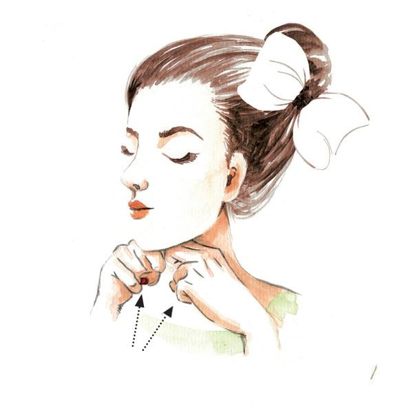 Cách massage mặt thon gọn tự nhiên đúng chuẩn