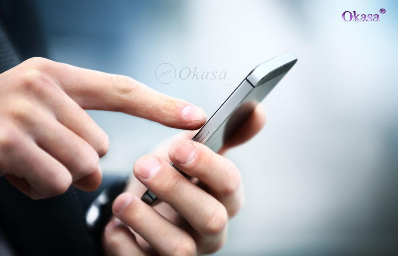 Sử dụng smartphone nhiều bị cơ xương khớp?