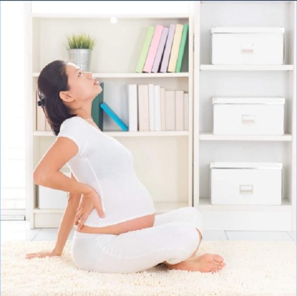 Cách chữa trị đau lưng cho bà bầu, giảm đau hiệu quả nhanh chóng tại nhà với ghế massage