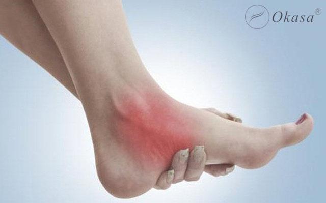 Cách xử lý khi bị trật khớp cổ chân