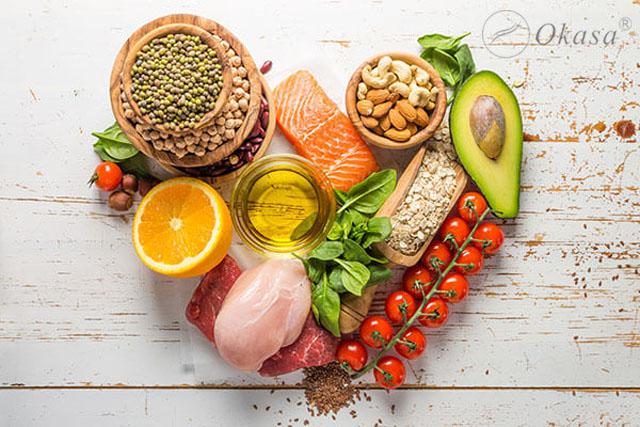 Chế độ ăn DASH đối với sức khỏe tim mạch