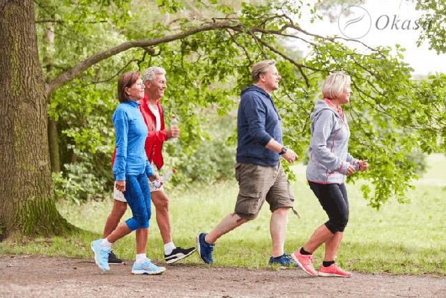 Chế độ sinh hoạt và vận động cho người cao huyết áp
