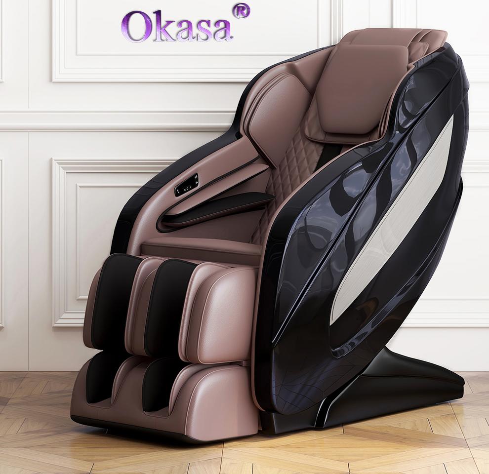 Đánh giá ghế massage toàn thân Okasa OS 968