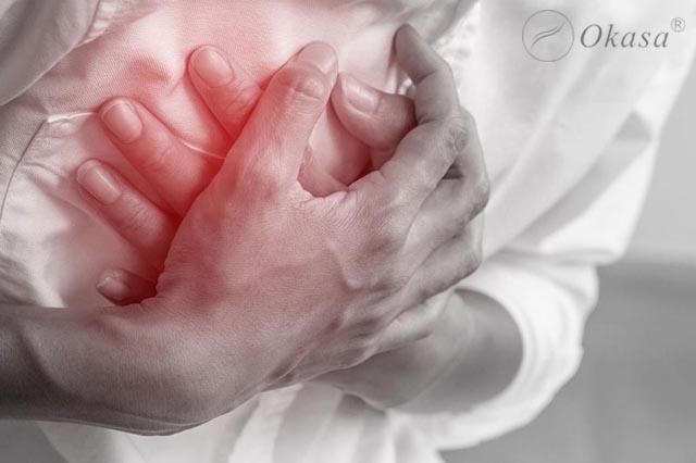 Dấu hiệu cảnh báo nhồi máu cơ tim