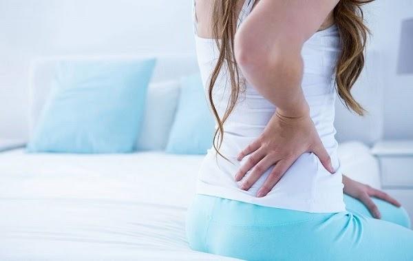 Dấu hiệu rụng trứng đau lưng do đâu và cách điều trị tại nhà với ghế massage