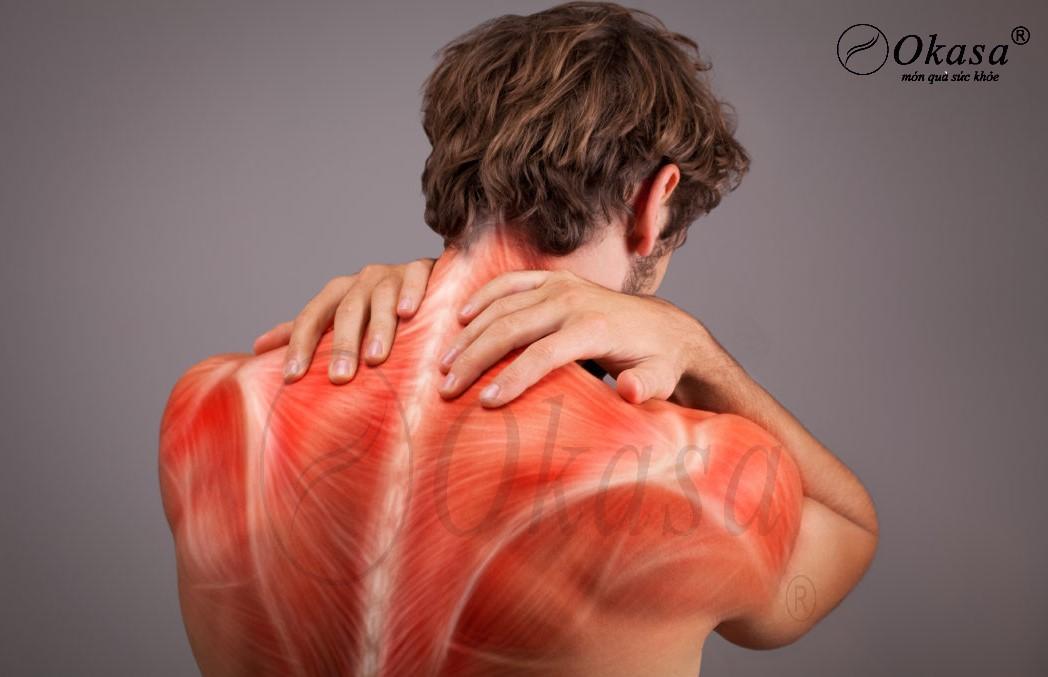 Khắc phục đau mỏi cổ - vai - gáy với ghế massage toàn thân