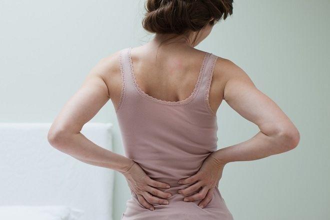 Mỏi lưng có phải là dấu hiệu có thai không?