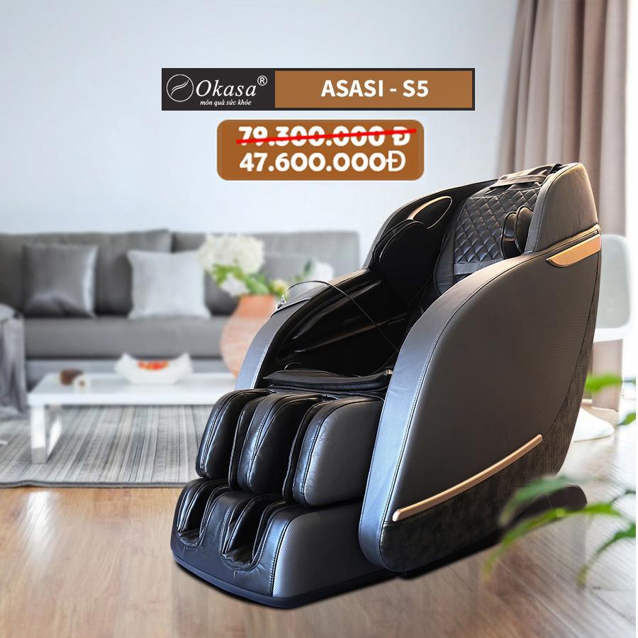 Top 3 ghế massage trị liệu giá tốt năm 2020