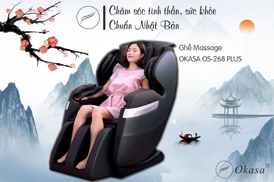 Ghế massage nội địa Nhật và ghế massage Nhật Bản xuất khẩu nên chọn loại nào?