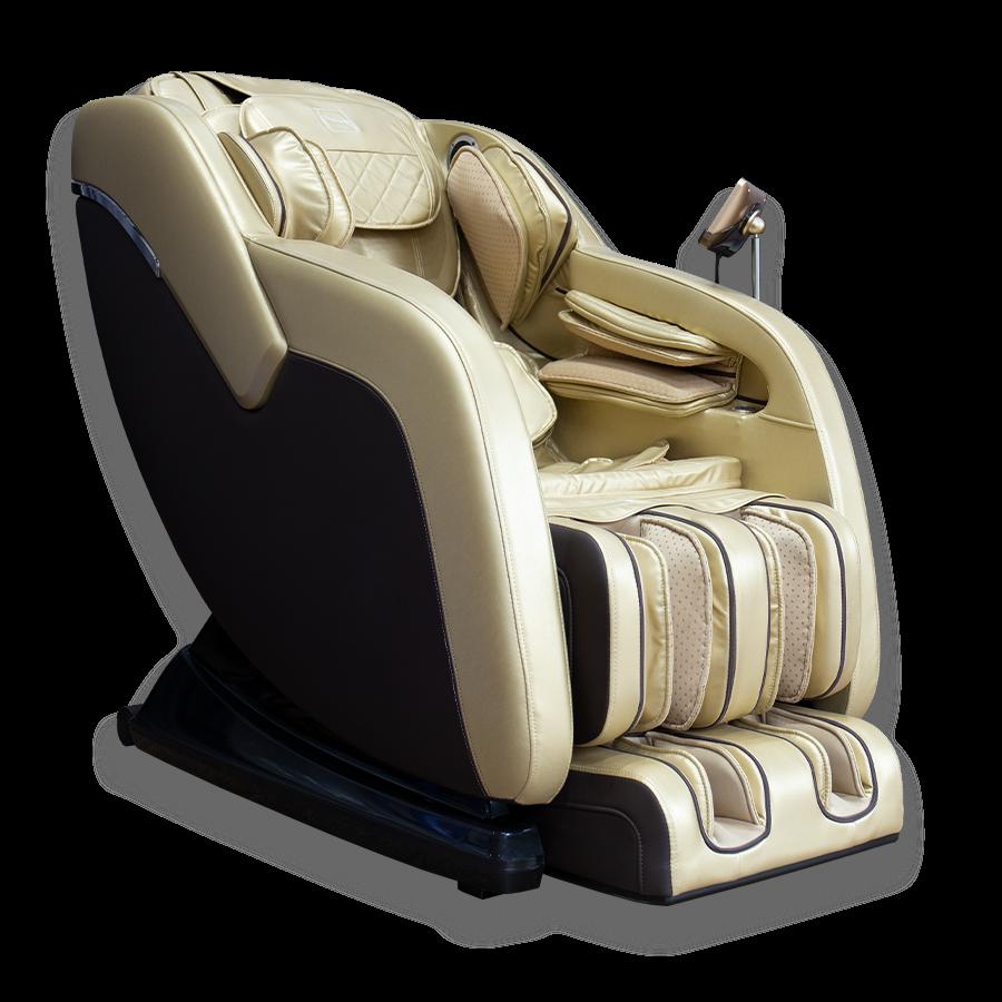 Ghế massage văn phòng cao cấp (rung - lắc - nằm) full option