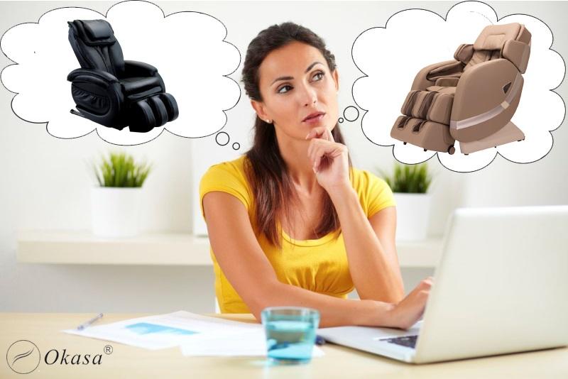 Dùng ghế massage toàn thân có tốn điện không ?