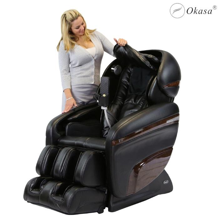 Hướng dẫn vệ sinh ghế massage toàn thân đúng cách