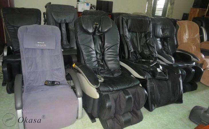 Những điều cần biết khi mua ghế mat - xa cũ ?