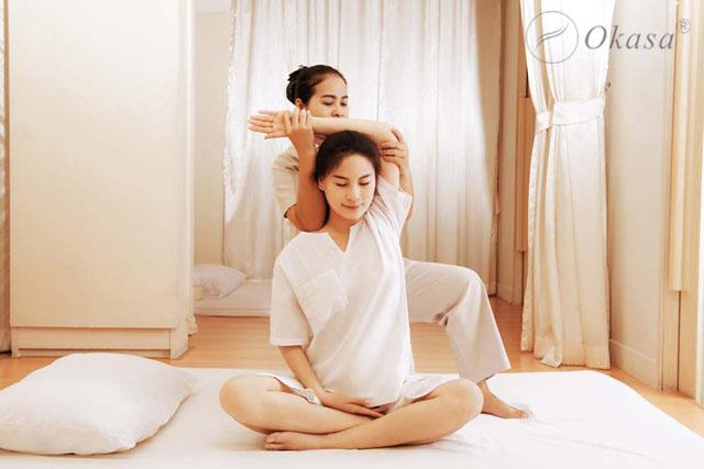 Hướng dẫn thực hành massage Thái Lan