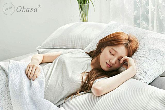 Không lo mất ngủ nhờ ghế massage toàn thân