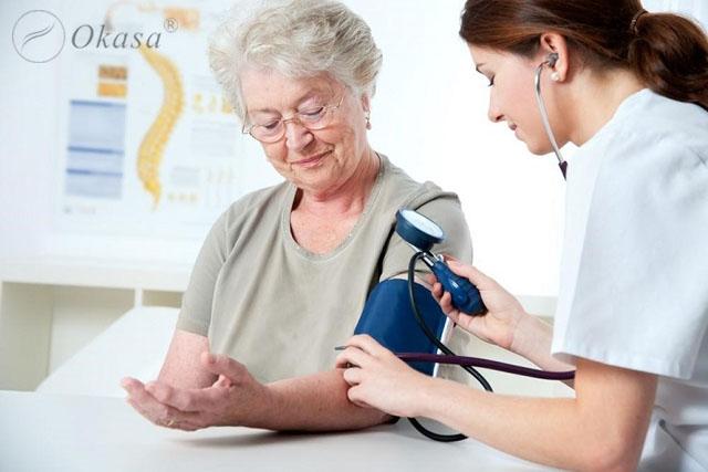 Kiểm soát bệnh tăng huyết áp và chế độ dinh dưỡng