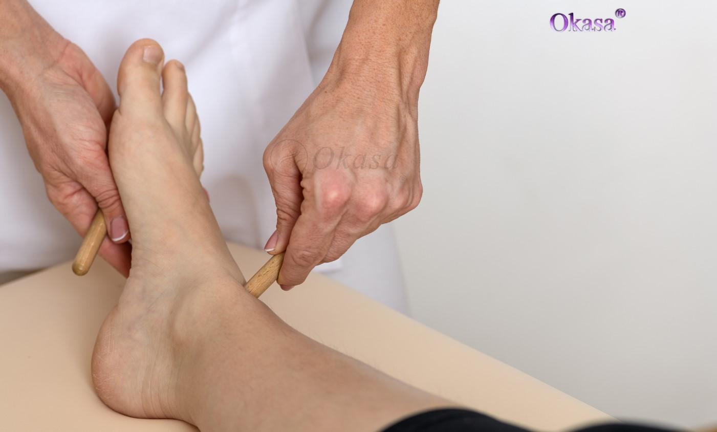 Cách massage bấm huyệt cho người cao huyết áp