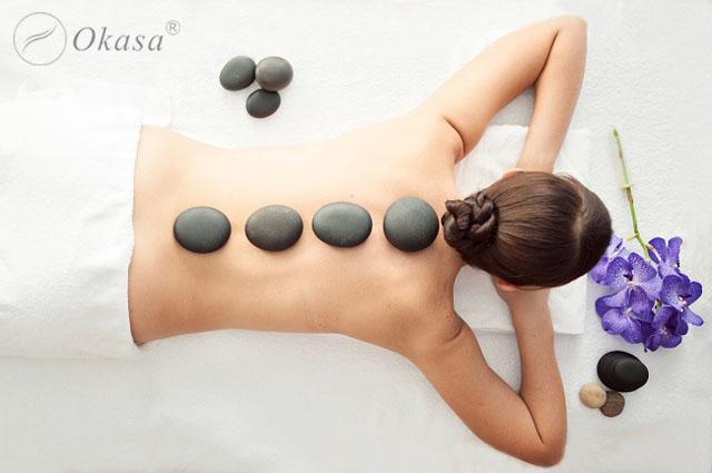 Massage đá nóng khác massage thông thường ra sao?