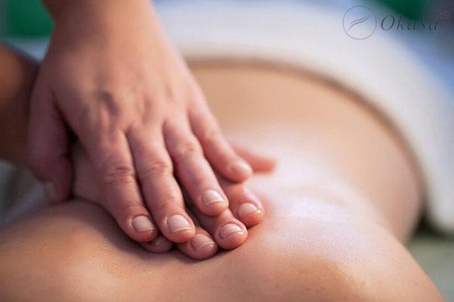 Massage mô sâu khác massage Thụy Điển như thế nào ?