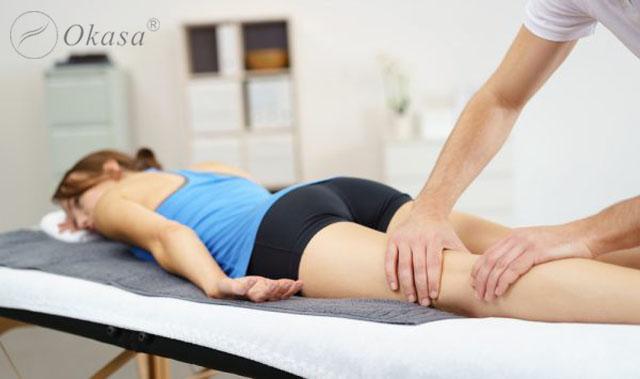 Massage thể thao đâu chỉ là sự thư giãn