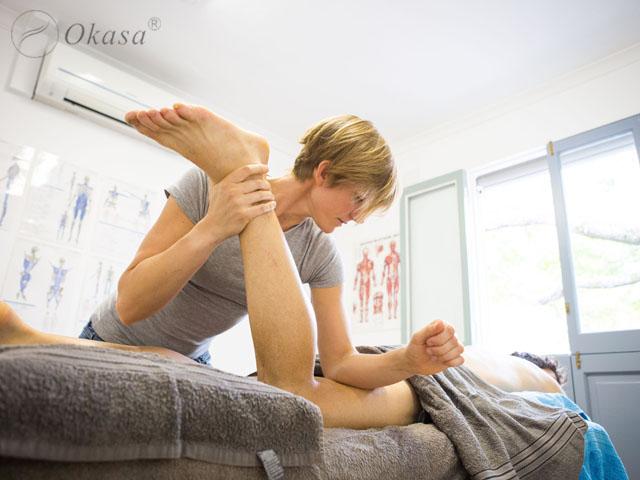 Massage thể thao mang lại hiệu quả bất ngờ cho vận động viên