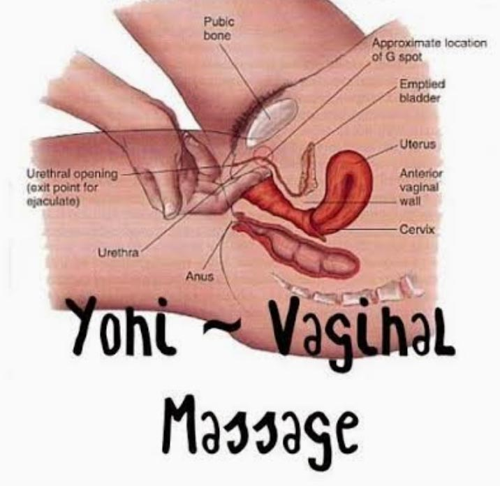 Massage yoni