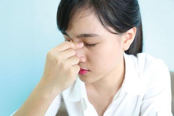 Cách mát xa trị viêm xoang hiệu quả tại nhà