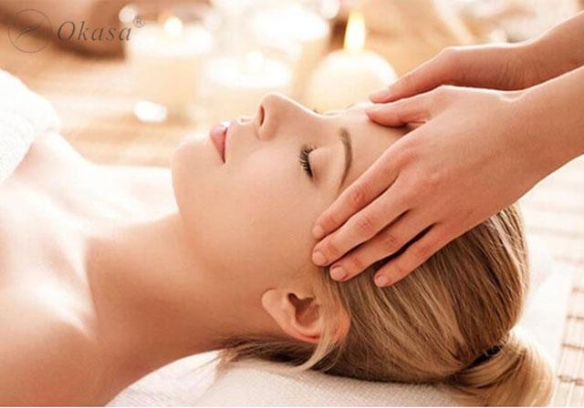 Những công dụng của phương pháp massage thư giãn