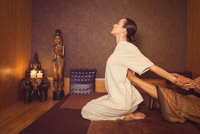 Những lợi ích của massage Thái đối với sức khỏe