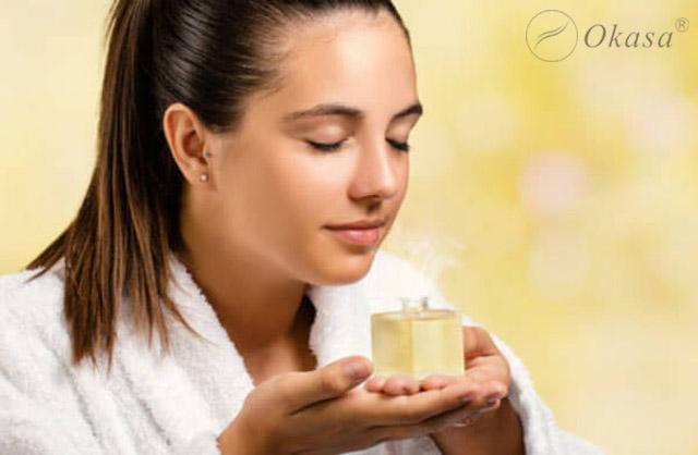 Những lợi ích từ liệu pháp mùi hương