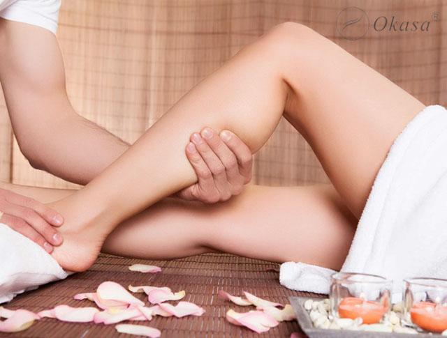 Phương pháp massage cho mẹ bầu