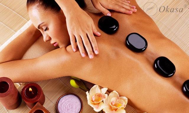 Phương pháp massage đá nóng và lợi ích