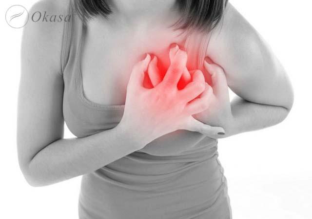 Dấu hiệu bệnh tim mạch cần đi khám
