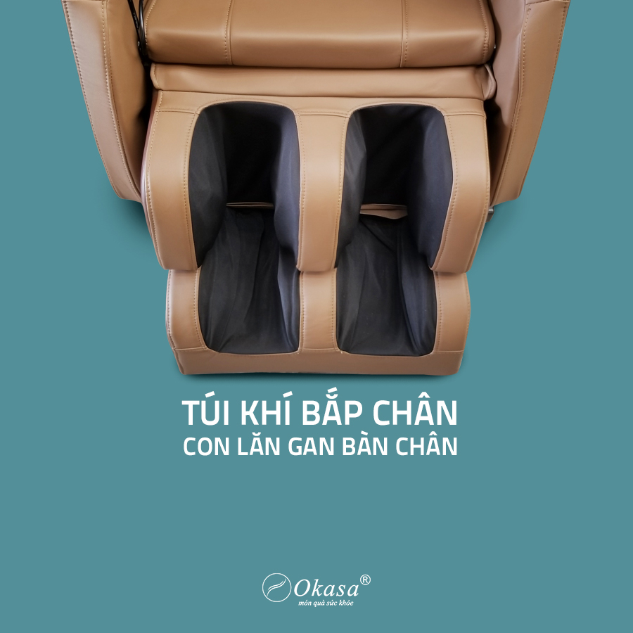 Ghế massage Okasa OS - 168 Plus
