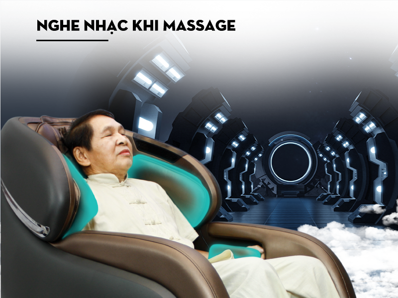 Ghế massage Okasa OS-868 Plus