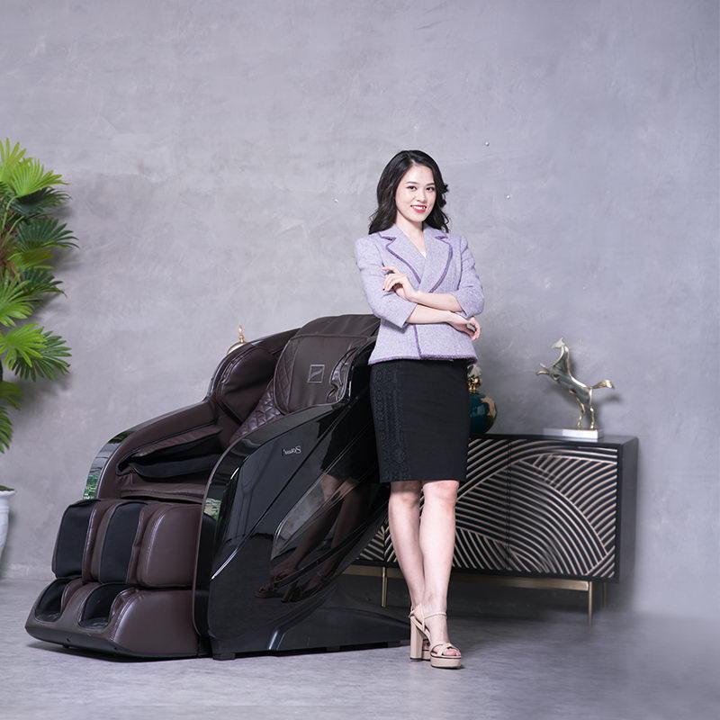 Ghế massage Okasa OS-968