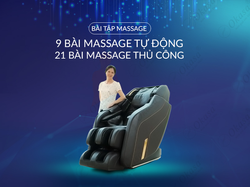 Ghế massage Okasa Pro S1