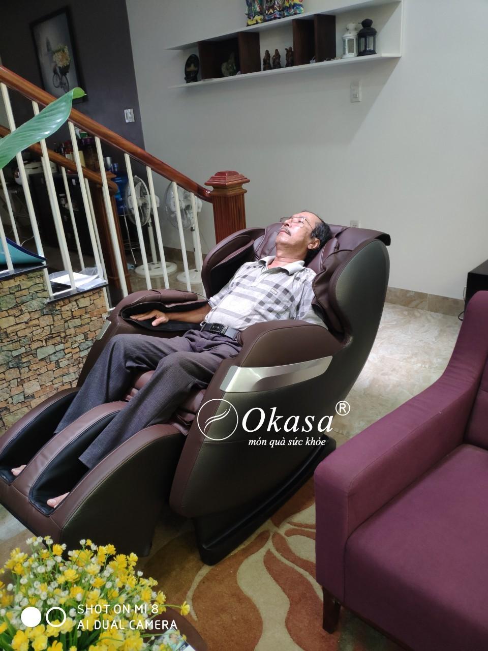 Ghế massage cao cấp có những ưu điểm gì?