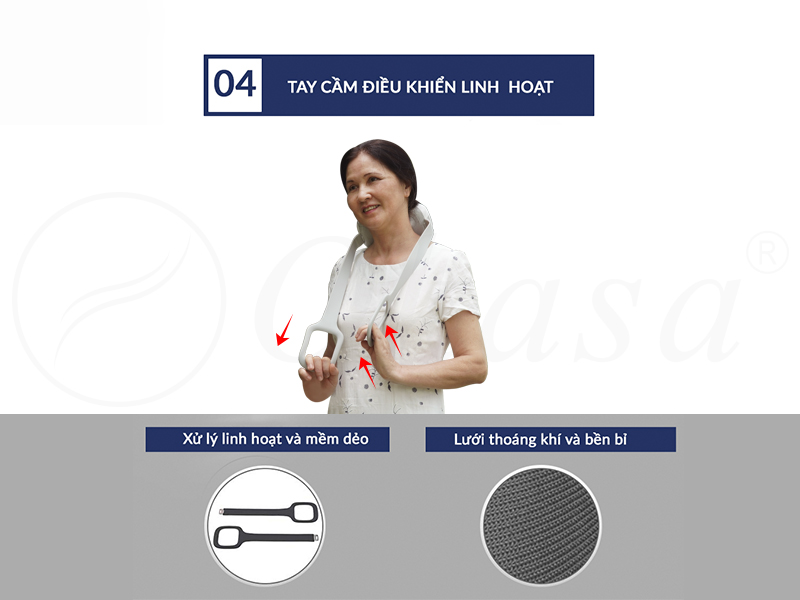 Máy massage cầm tay Okasa Care S1